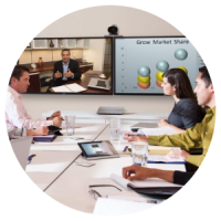point-of-solution-video-conference